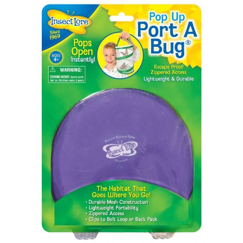 Insect Lore Pop-Up Port-A-Bug - 1