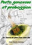 Pesto genovese et Preboggion: 101 rec...