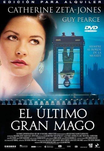 El Ultimo Gran Mago [DVD]