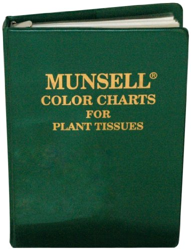 X-Rite Munsell M50150, Plant Tissue Book of Color