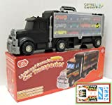 Chad Valley light And Sound Car Transporter Includes 12 Cars