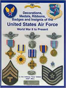 Army air force and u s air force decorations for Air force awards and decoration
