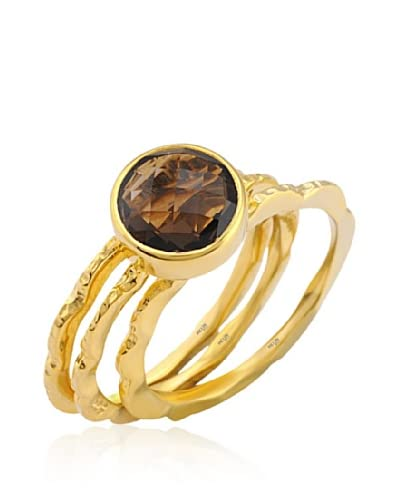 Melin Paris Anillo Smoky Quartz Ring