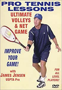 "Pro Tennis Lessons ""Ultimate Volleys and Net Game"""