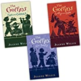 Jeanne Willis The Goffins 3 Books Collection Pack Set RRP: �14.97 (Lofty and Eave, Fun and Games, Go Batty)by Jeanne Willis