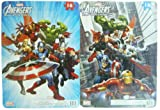 Marvel AVENGERS 2-pack 16-piece Puzzles