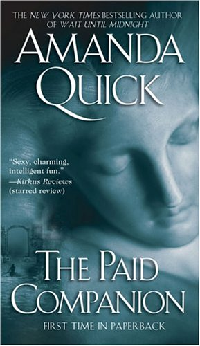 The Paid Companion, Amanda Quick