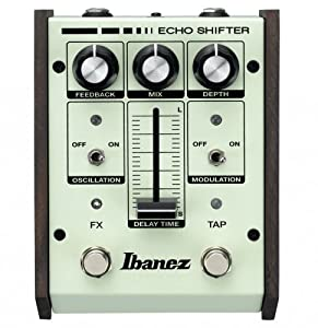 Ibanez ES2 Echo Shifter Analog Delay Pedal for Guitar