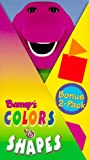 Barneys Colors & Shapes [VHS]