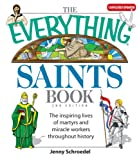 img - for The Everything Saints Book (Everything ) book / textbook / text book