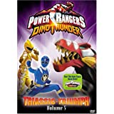 Power Rangers Dino Thunder, Vol. 5: Triassic Triumph