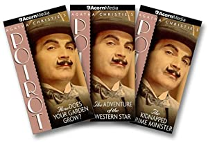 Poirot: 3pc Box: Set 3 - Vhs