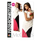 McCall's Patterns M6755 D5 12 - 14 - 16 - 18 - 20 Misses' Top and Skirt, Pack of 1, White