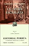 The Scarlet Letter  (Spanish Edition)