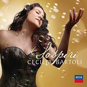 Cecilia Bartoli : Sospiri