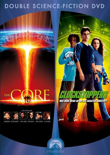 The Core - Der innere Kern / Clockstoppers [2 DVDs]