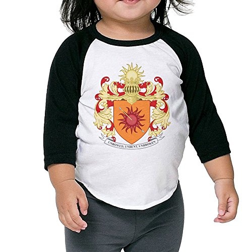 alizishop-kids-coa-of-house-martell-raglan-t-shirts-for-2-6-years