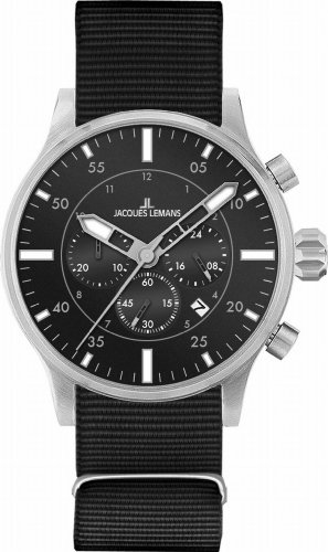 Jacques Lemans Sport Porto 1-1749A Men's watch