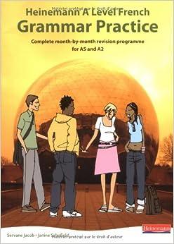 Heinemann A Level French Grammar Practice: Amazon.co.uk ...
