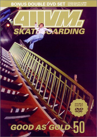 Cover art for  411VM Skateboarding 50