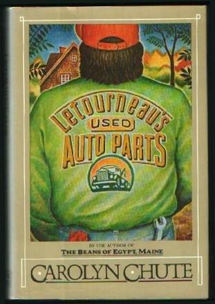 Letourneau's Used Auto Parts, CAROLYN CHUTE