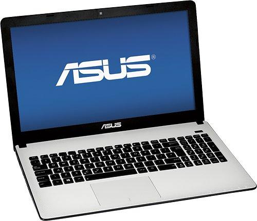 Asus X501A-SPD0503W Intel Pentium 2.4GHZ 15.6-Inch Laptop - 4GB Memory - 500GB Hard Drive - White