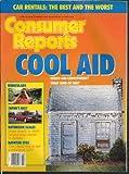 CONSUMER REPORTS Acura Legend Mazda 929 Nissan Maxima Toyota Cressida 7 1989