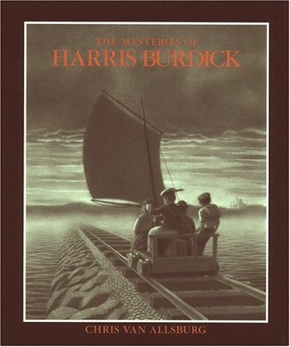 The Mysteries of Harris Burdick, Chris Van Allsburg