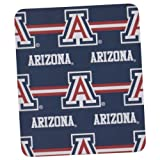 "College ""Line"" Logo Fleece Throw Blankets"