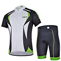 (Express Shipping)(set2 size:XL) (recommend one size larger)2014 new Cycling Jerseys Jersey For Men Short Sleeve vest breathable windbreaker perspiration performance