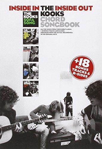 The Kooks: Inside In/Inside Out Bonus Songs: Chord Songbook