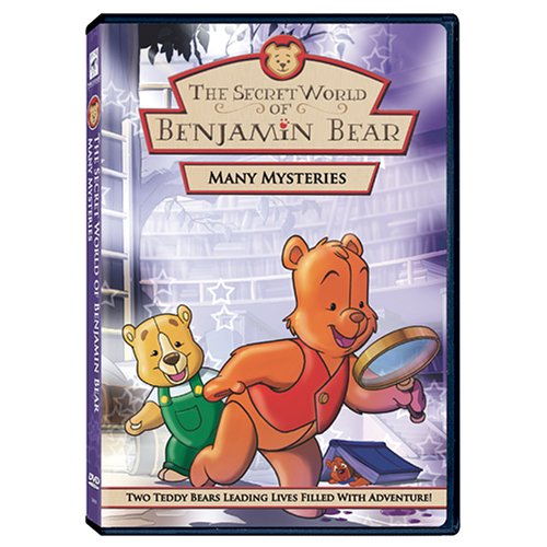 Secret World of Benjamin Bear: Many Mysteries [DVD] [Import]