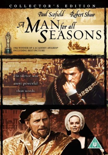 A Man For All Seasons (Collector's Edition) [1966] [DVD] [2007] by Paul Scofield