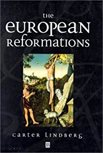 "Cover of ""The European Reformations"""