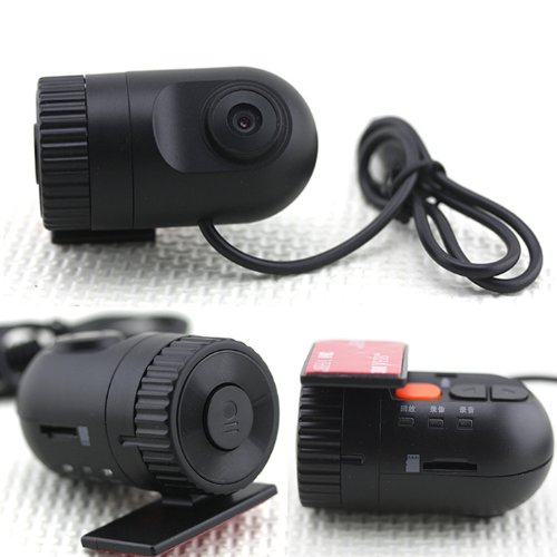 Wholesaleintheworld-New 720p Vehicle Car Dashboard HD Mini DVR Camera Video Recorder
