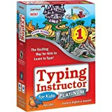 Book Cover For Typing Instructor for Kids Platinum (Windows/Mac)