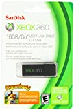 SanDisk SDCZGXB-016G-B46 16GB USB 2.0 Flash Drive for Xbox 360