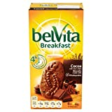 Belvita Breakfast Biscuits Cocoa with Choc Chips 300 g (Pack of 10)