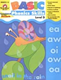Basic Phonics Skills, Level D (1557999694) by Cheney, Martha