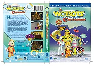 A Wobots Christmas A Heart-warming Tale For Christian Families by Funimation Prod