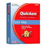 Quicken Personal Finances 2007 for Mac [OLD VERSION] ~ Intuit, Inc.
