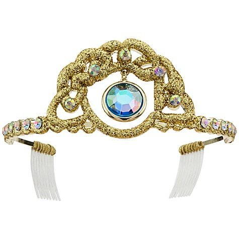 Disney Store Brave Princess Merida Deluxe Costume Tiara Crown for Girls Ages 3+