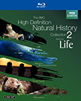 The Bbc High-definition Natural History Collection 2 Life Natures Most Amazing Events South Pacific Yellowstone Blu-ray by BBC Worldwide