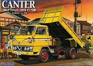 1/32 Truck Series TR3 Mitsubishi Fuso Canter T200 S51 especificaci?n del sistema de volcado (jap?n importaci?n)