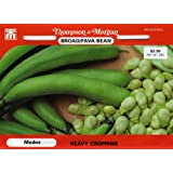 Thompson & Morgan 456 Bean Fava Bean 'Medes' Double Seed Packet