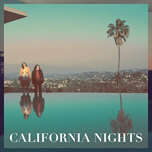 Original album cover of California Nights by Best Coast