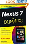 Nexus 7 For Dummies (Google Tablet) (...