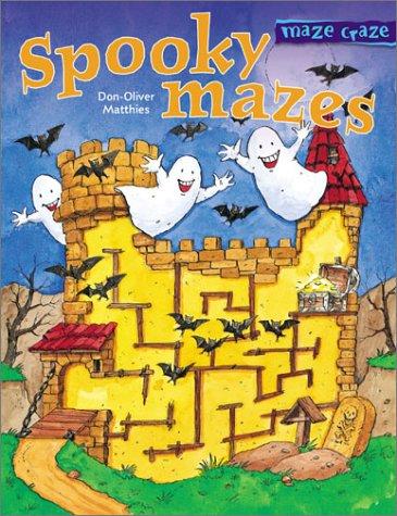 Maze Craze: Spooky Mazes PDF