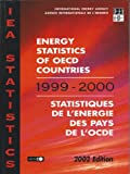 Energy Statistics of O.E.C.D. Countries 1999-2000