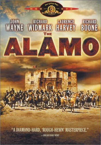 Alamo [DVD] [1960] [Region 1] [US Import] [NTSC]